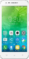 Smartphones - Lenovo C2 8 GB Weiß Dual SIM