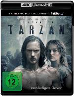 Legend of Tarzan [4K Ultra HD Blu-ray + Blu-ray]