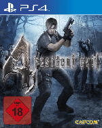 PS4 Spiele - Resident Evil 4 [PlayStation 4]