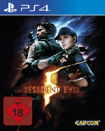 PS4 Spiele - Resident Evil 5 [PlayStation 4]