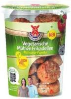 Rügenwalder Mühle vegetarische Mühlenfrikadellen