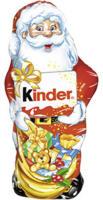 Ferrero kinder Schokolade Weihnachtsmann