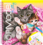 Depesche - Top Model Kreativbuch - Create your Kitty