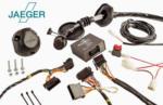 JAEGER E-Satz 13-polig für Nissan Navara Fahrgestell (NP300) 01/16-