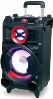 Conceptronic Wireless Bluetooth Power Party Speaker Lautsprecher LED NEU OVP