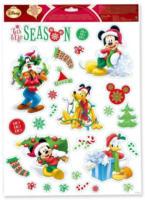 GOODMARK Europe - Fenstersticker Disney Mickey Mouse, selbstklebend, 42x30 cm