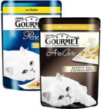 Gourmet Perle oder A la Carte Katzen-Nassnahrung