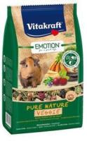 Kleintiere - Vitakraft Emotion Nature Veggie Meerschweinchen