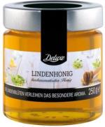DELUXE Hochwertiger Honig Lindenblüte