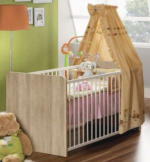 Babybett Winnie EMLL07-Q36