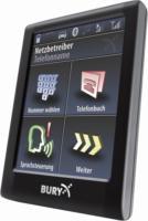 BURY CC9068 Bluetooth-Freisprecheinrichtung sprachgesteuert Touchscreen NEU+OVP