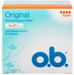 o.b. Tampons super Original, 56 Stück