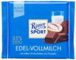 Ritter SPORT Schokolade Edel-Vollmilch