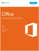 Office Home & Student 2016 FPP Software Retail-Version