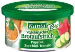 KANIA Vegetarischer Bio Brotaufstrich Paprika-Zucchini-Tomate