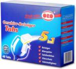 Geschirr-Reiniger Tabs 5 in 1 ORO frisch-aktiv