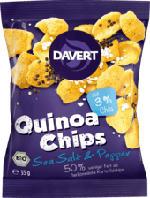 Quinoa Chips Salt & Pepper