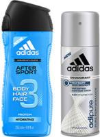 adidas Deo-Spray, Duschgel oder Playboy Duschgel, versch. Sorten, jede 250/150-ml-Flasche/Dose