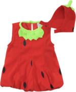 Karnevalskostüm Erdbeere