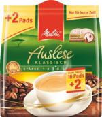 Melitta Café Pads Auslese