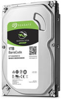 "1TB Seagate Barracuda Interne Festplatte 3.5"", 7200RPM, 64MB Cache, SATA 6GB/s"