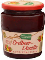 MARIBEL Erdbeer-Vanille-Konfitüre