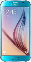 Smartphones - Samsung Galaxy S6 32 GB Blau