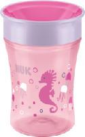 Flasche Magic Cup Seepferd, ab 8 Monate, 250ml
