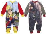 Kleinkinder / Kinder Jungen Fleece-Jumpsuit