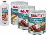 BAUFIX Hartwachsöl / Treppen- und Parkettlack / Treppen- und Parkettpflege