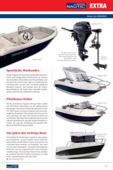 Boating Beilage