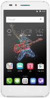 Smartphones - Alcatel Onetouch GO Play 7048X 8 GB Weiß/Orange