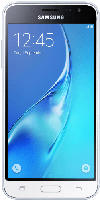 Smartphones - Samsung Galaxy J3 (2016) DUOS 8 GB Weiß Dual SIM