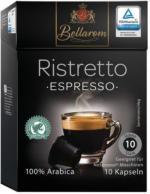 BELLAROM Espressokapseln Ristretto 10er