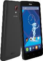 Smartphones - Haier HaierPhone L52 8 GB Schwarz Dual SIM