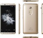 Smartphones - ZTE Axon 7 64 GB Gold Dual SIM