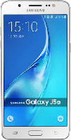 Smartphones - Samsung Galaxy J5 (2016) DUOS 16 GB Weiß Dual SIM