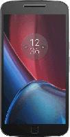 Smartphones - Lenovo Moto G4 Plus 16 GB Schwarz Dual SIM