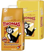 Thomas Katzenstreu oder Klumpstreu