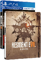 Resident Evil 7 biohazard (Exklusives Steelbook) [PlayStation 4]