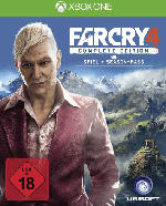 Xbox One Spiele - Far Cry 4 (Complete Edition) [Xbox One]