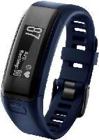 Fitnesstracker - Garmin vivosmart HR, Fitnessarmband, 137-188 mm, Mitternachtsblau
