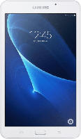 Samsung Galaxy Tab A  7 Zoll Tablet Weiß