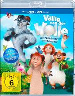 Völlig von der Wolle - Ein määährchenhaftes Kuddelmuddel (3D Blu-ray inkl. 2D-Fassung) [3D Blu-ray (+2D)]