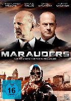 Blu-ray - Marauders - Die Reichen werden bezahlen [DVD]