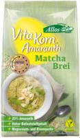 "Amaranth-Brei ""Vita Korn"" ""Matcha"""