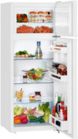 CTP 2521-20 Comfort Kühl-Gefrier-Kombination weiß / A++