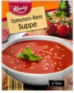 KANIA Tomaten-Reis Suppe