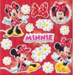 3D-Sticker Minnie Mouse