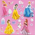 3D-Sticker Prinzessin